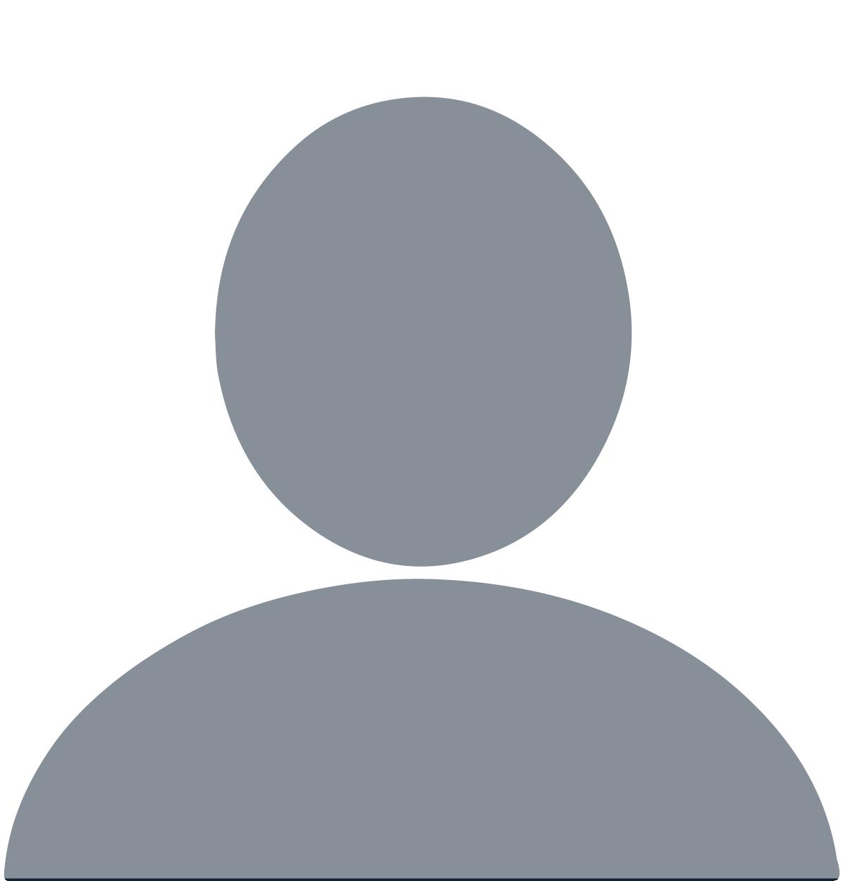 profile blank